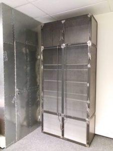 индустриальный стиль шкаф на заказ