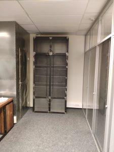 индустриаотный лофт шкаф