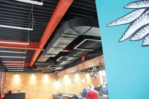 потолок дизайн интерьера