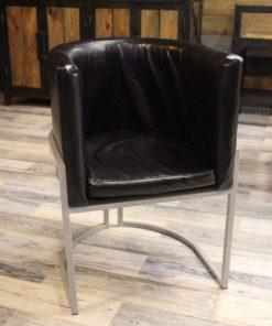 Кресло в стиле лофт.