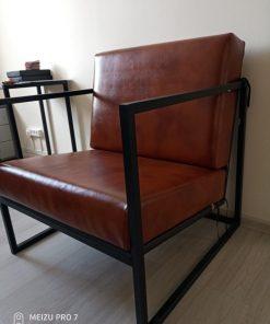 Кресло в лофт стиле