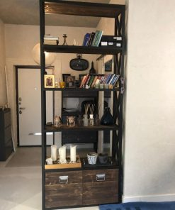 Дизайн и отделка лофт квартиры