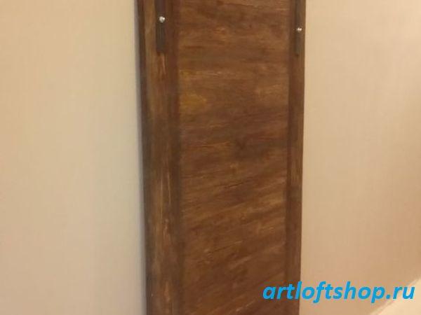 амбарная дверь лофт