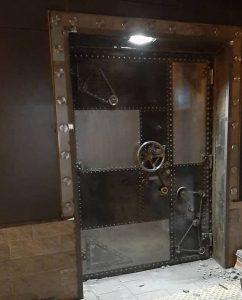 стимпанк-арт двери