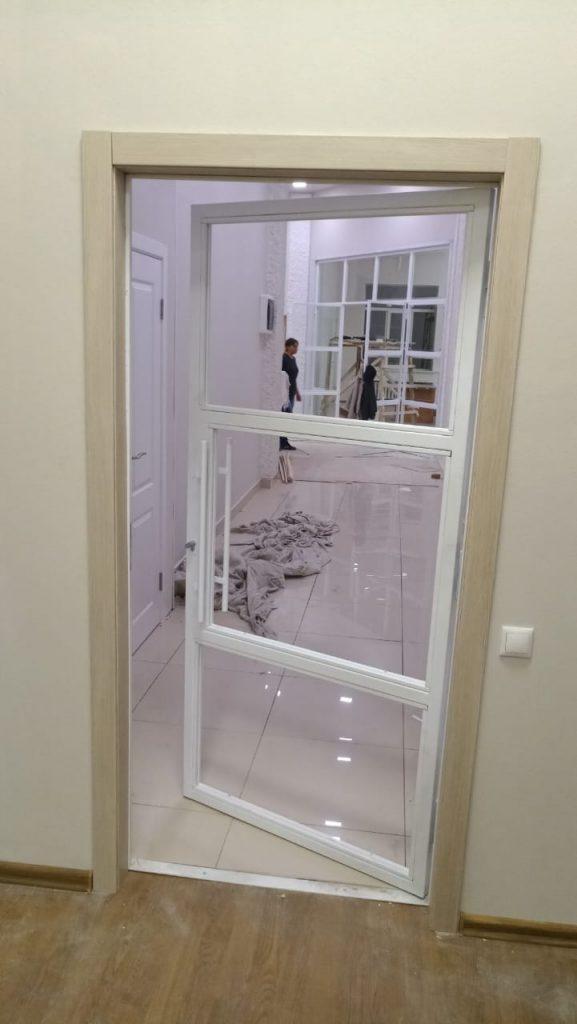 лофт двери