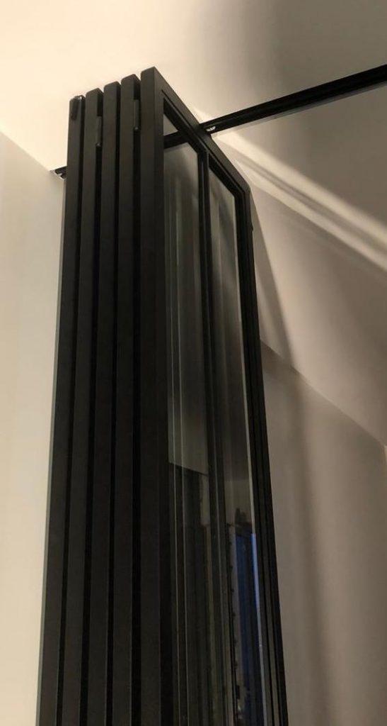 Перегородка лофт -гармошка