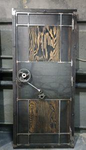 двери-стимпанк