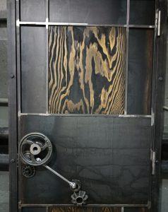 индустриальный-лофт-двери