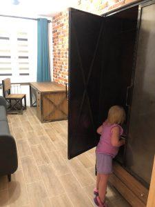 купить шкаф в стиле лофт