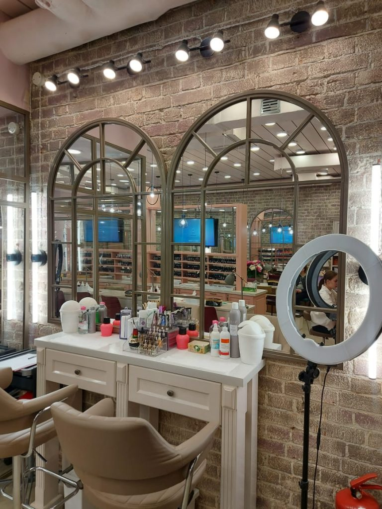 зеркала для салона