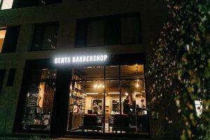 барбершоп barbershop